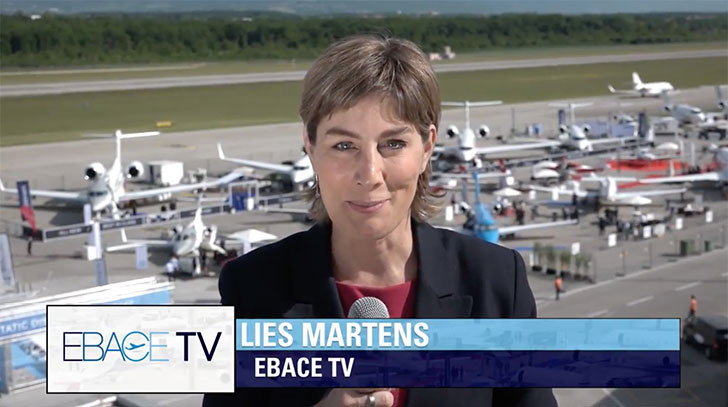 EBACE TV: EBACE2017 Static Display Showcases the Latest Aircraft