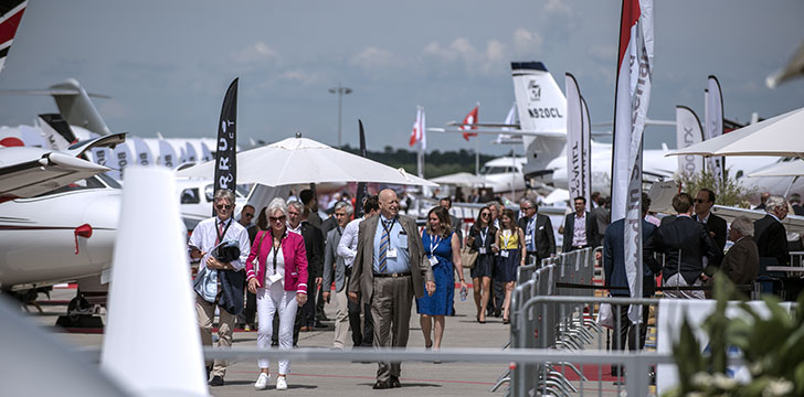 We're Excited to Welcome You to Geneva for EBACE2018