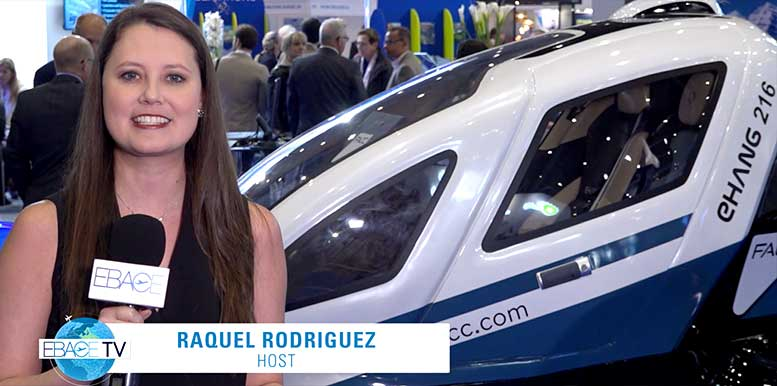 Video: EBACE2019 Showcases What's Possible in Business Aviation