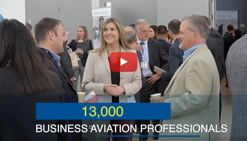 Video: Don't Miss Europe's Biggest Business Aviation Event of the Year: EBACE2019