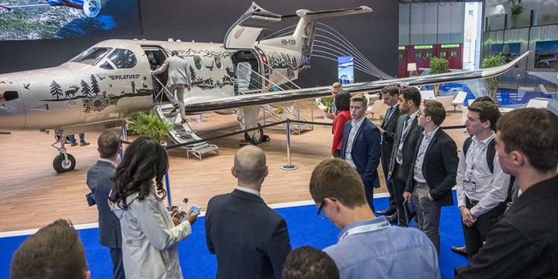 Young Pros Share With Students and Grads How to Break Into Business Aviation