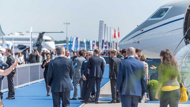 Anticipation Builds for EBACE2018: Europe's Biggest Business Aviation Event