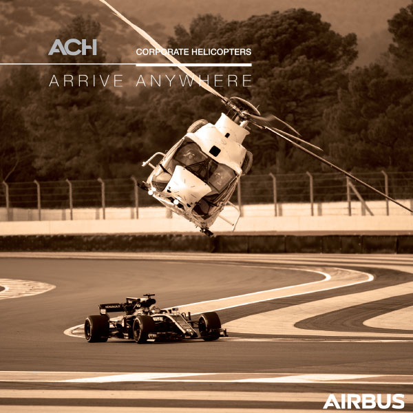 ACH is Airbus Helicopters