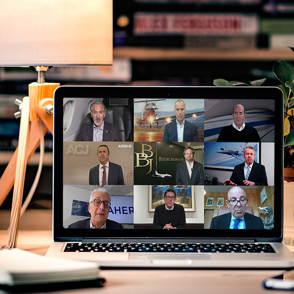 EBACE Connect Lighting Round Session Highlights OEM Leaders' Perspectives