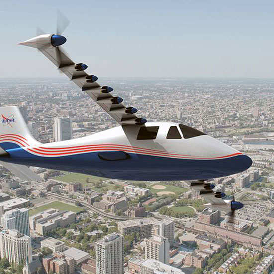 Business Aviation Key to Developing New Green Technologies
