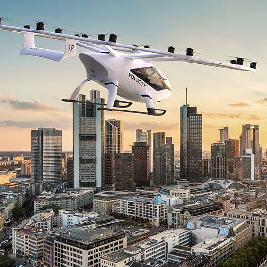 Not Sci-Fi: Advanced Air Mobility Technology is Here Now